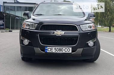 Позашляховик / Кросовер Chevrolet Captiva 2013 в Івано-Франківську