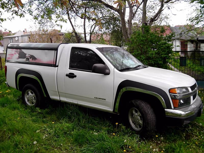 Chevrolet Colorado 2004 в Львове