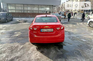 Седан Chevrolet Cruze 2016 в Харькове
