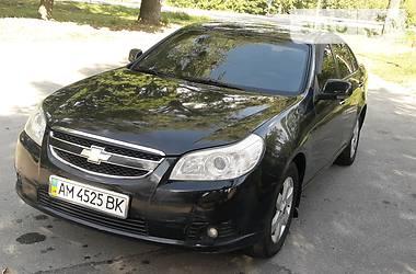 Chevrolet Epica 2008 в Житомире