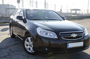 Chevrolet Epica 2008 в Запорожье