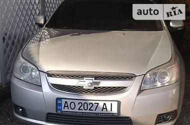 Chevrolet Epica 2007 в Мукачево