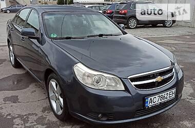 Chevrolet Epica 2007 в Луцке