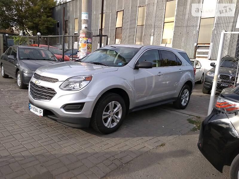 Chevrolet Equinox 2016 в Одессе