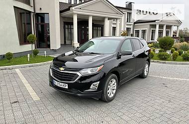 Внедорожник / Кроссовер Chevrolet Equinox 2018 в Львове