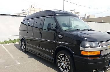 Chevrolet Express пасс. 5.3 AWD AT. Express  2012