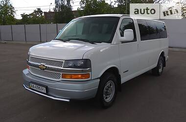 Chevrolet Express пасс. 2005 в Киеве