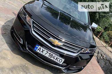 Седан Chevrolet Impala 2017 в Харькове