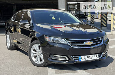 Седан Chevrolet Impala 2018 в Киеве