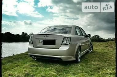 Chevrolet Lacetti  2012