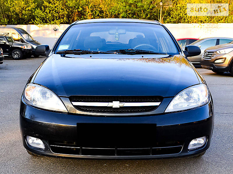 Chevrolet Lacetti 2007 року