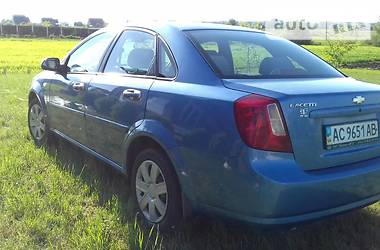 Chevrolet Lacetti 2005 в Луцке