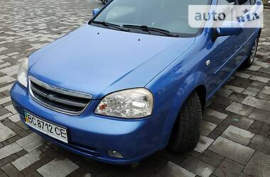 Chevrolet Lacetti 2006 в Львове
