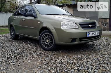 Седан Chevrolet Lacetti 2004 в Ивано-Франковске