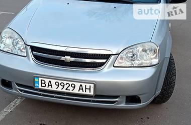 Седан Chevrolet Lacetti 2007 в Николаеве