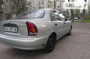 Седан Chevrolet Lanos 2007 в Киеве