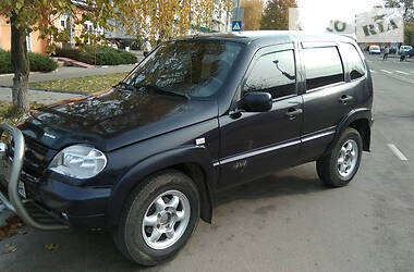Chevrolet Niva 2004 в Сумах