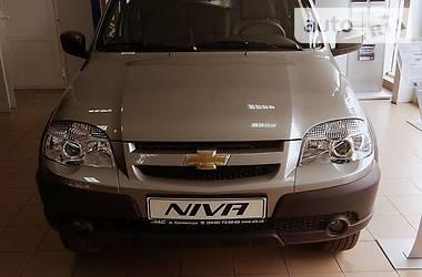 Chevrolet Niva 2018 в Кременчуге