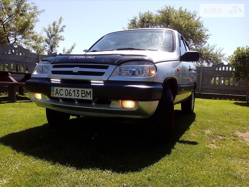 Chevrolet Niva 2004 в Коломые