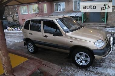 Chevrolet Niva 2006 в Черкассах