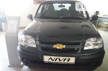 Chevrolet Niva 2018 в Запорожье