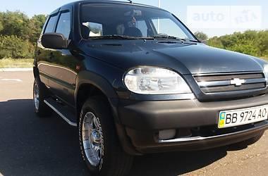 Chevrolet Niva 2006 в Северодонецке