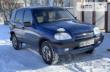 Chevrolet Niva 2006 в Новой Одессе