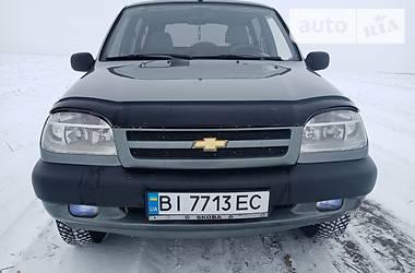 Chevrolet Niva 2005 в Решетиловке