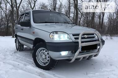 Chevrolet Niva 2008 в Харькове