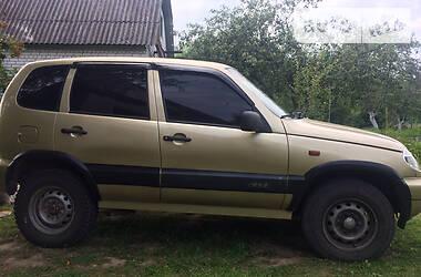Chevrolet Niva 2008 в Кролевце