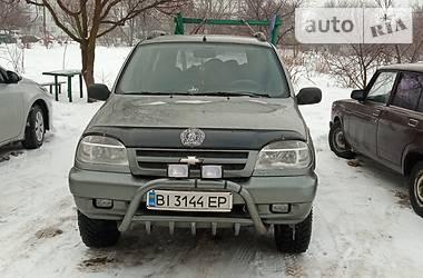 Chevrolet Niva 2004 в Пирятине