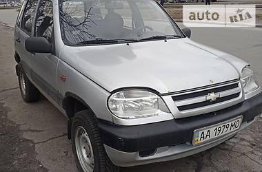 Chevrolet Niva 2007 в Киеве