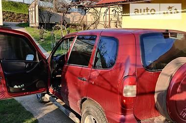 Позашляховик / Кросовер Chevrolet Niva 2007 в Тячеві