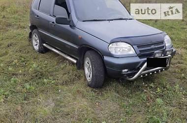Внедорожник / Кроссовер Chevrolet Niva 2007 в Апостолово