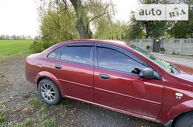 Chevrolet Nubira 2004 в