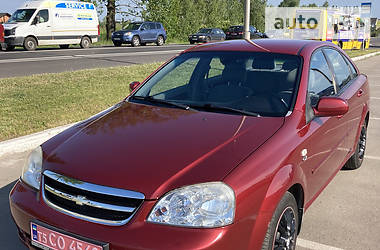 Седан Chevrolet Nubira 2005 в Луцке
