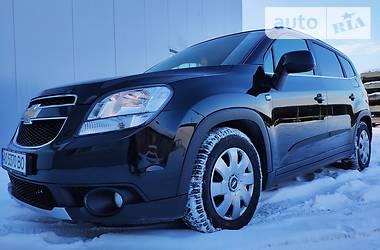 Chevrolet Orlando 2012 в Мукачево