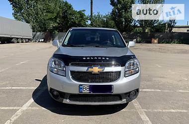 Chevrolet Orlando 2012 в Николаеве