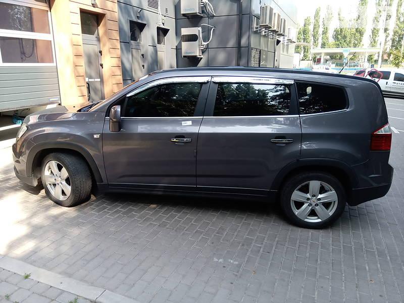 Минивэн Chevrolet Orlando 2013 в Киеве