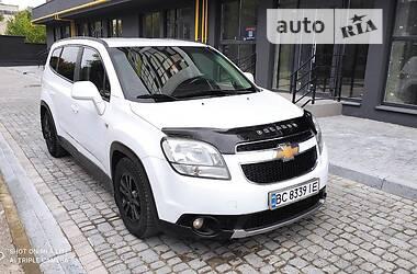 Мінівен Chevrolet Orlando 2011 в Львові