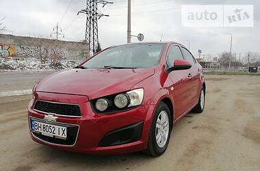 Chevrolet Sonic 2012 в Одесі