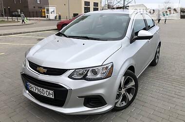 Chevrolet Sonic 2018 в Одессе