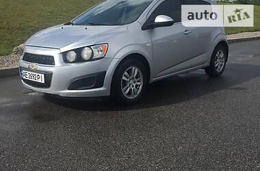Хэтчбек Chevrolet Sonic 2013 в Днепре