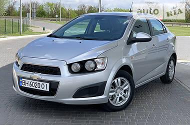 Седан Chevrolet Sonic 2012 в Одессе