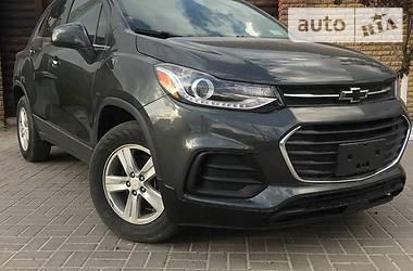 Позашляховик / Кросовер Chevrolet Trax 2019 в Борисполі