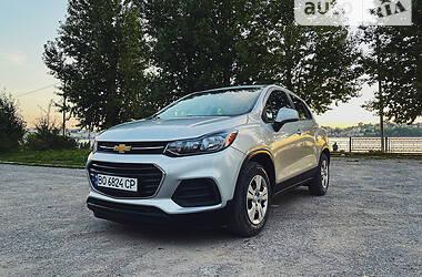 Внедорожник / Кроссовер Chevrolet Trax 2018 в Тернополе