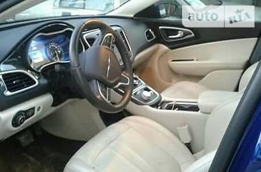 Chrysler 200 2015 в Ивано-Франковске