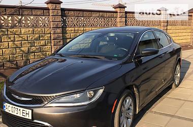 Chrysler 200 2015 в Ковеле