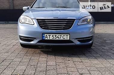 Chrysler 200 2012 в Ивано-Франковске