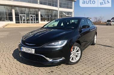 Chrysler 200 2016 в Івано-Франківську